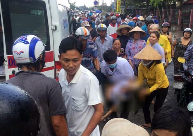 Hiện trường thương tâm vụ 6 học sinh bị điện giật, 2 em tử vong ở Long An 1