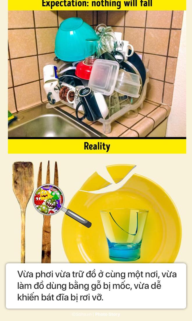 [Photo Story] - 7 lưu ý giúp đồ dùng nhà bếp của bạn vừa đẹp vừa bền, dùng cả chục năm chẳng cần thay mới - Ảnh 3.