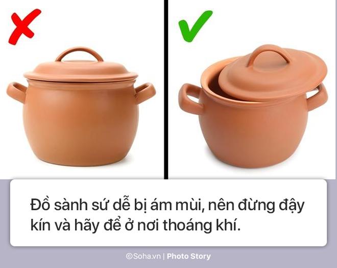 [Photo Story] - 7 lưu ý giúp đồ dùng nhà bếp của bạn vừa đẹp vừa bền, dùng cả chục năm chẳng cần thay mới - Ảnh 4.