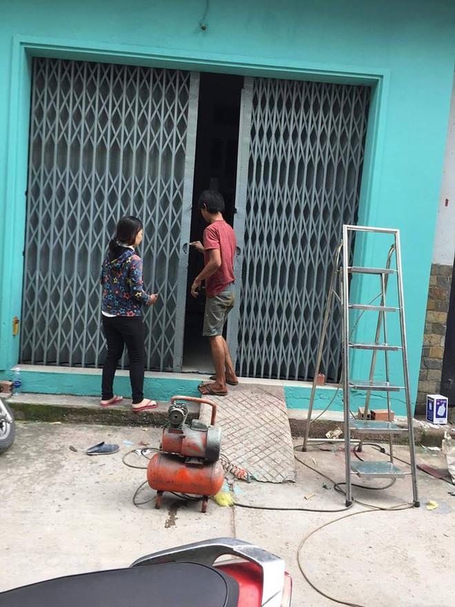 Vụ cô giáo viết đơn xin xã hội đen cho đi dạy ở Sài Gòn: Chính quyền sơn lại nhà, gắn camera bảo vệ - ảnh 2