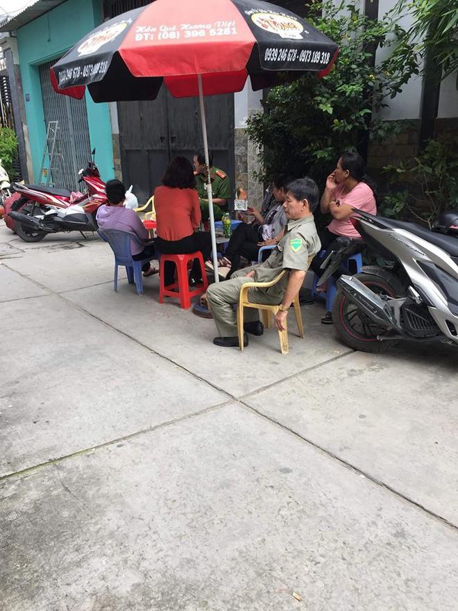 Vụ cô giáo viết đơn xin xã hội đen cho đi dạy ở Sài Gòn: Chính quyền sơn lại nhà, gắn camera bảo vệ - ảnh 1