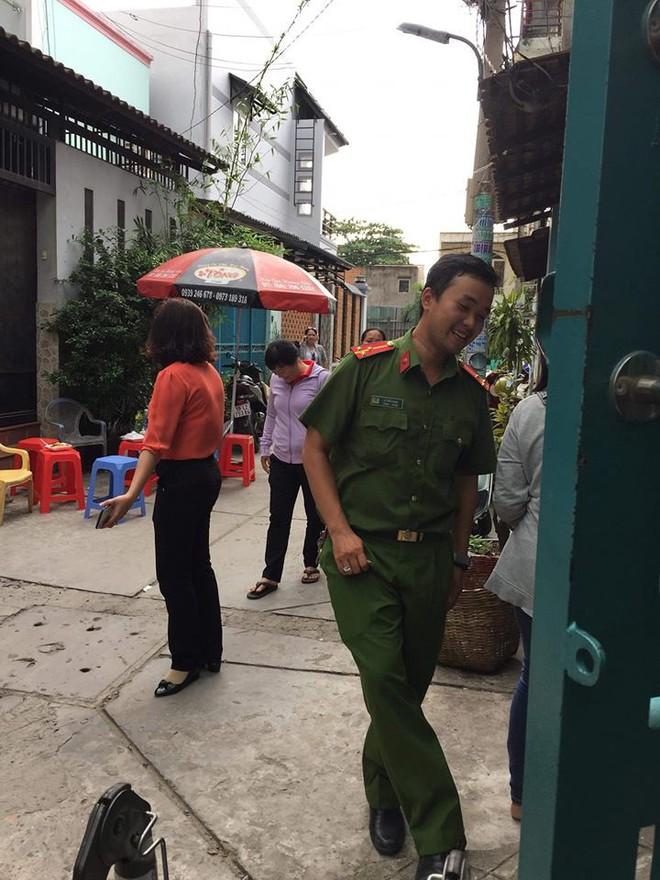 Vụ cô giáo viết đơn xin xã hội đen cho đi dạy ở Sài Gòn: Chính quyền sơn lại nhà, gắn camera bảo vệ - ảnh 3
