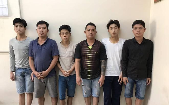 Hai nhóm giang hồ hỗn chiến kinh hoàng ở cầu Nhị Thiên Đường: Bắt tạm giam 6 đối tượng