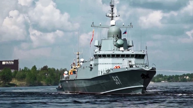 Nga cắt cầu TQ: Thẳng tay gạt động cơ Made in China khỏi tàu hộ vệ tên lửa Karakurt - Ảnh 1.
