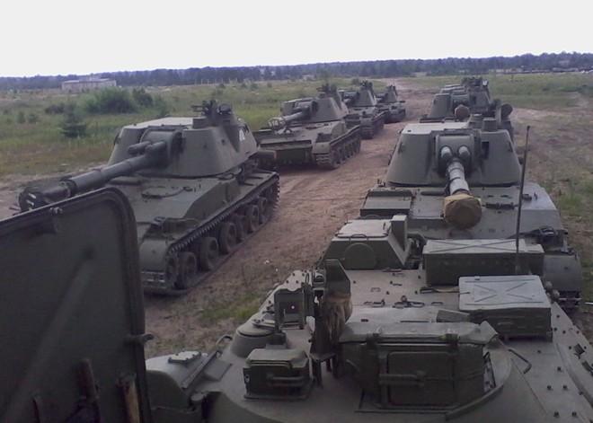 QĐ Nga rút chạy thảm hại, 1 trung đoàn BBCG bị bắt sống cùng nhiều xe tăng, thiết giáp - Ảnh 2.