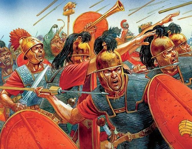 Những đạo quân mạnh nhất trong lịch sử thế giới cổ đại - Ảnh 4.
