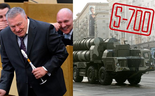"""Siêu tên lửa S-700 """"khóa chặt cả Trái Đất"""": Trò khoe mẽ quá lố của nghị sĩ Nga!"""