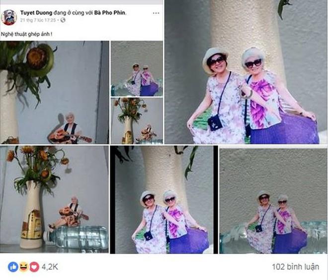 Hình ảnh bà nội 80 tuổi đắp mặt nạ dưa chuột và câu chuyện khiến nhiều cô gái chào thua - Ảnh 10.