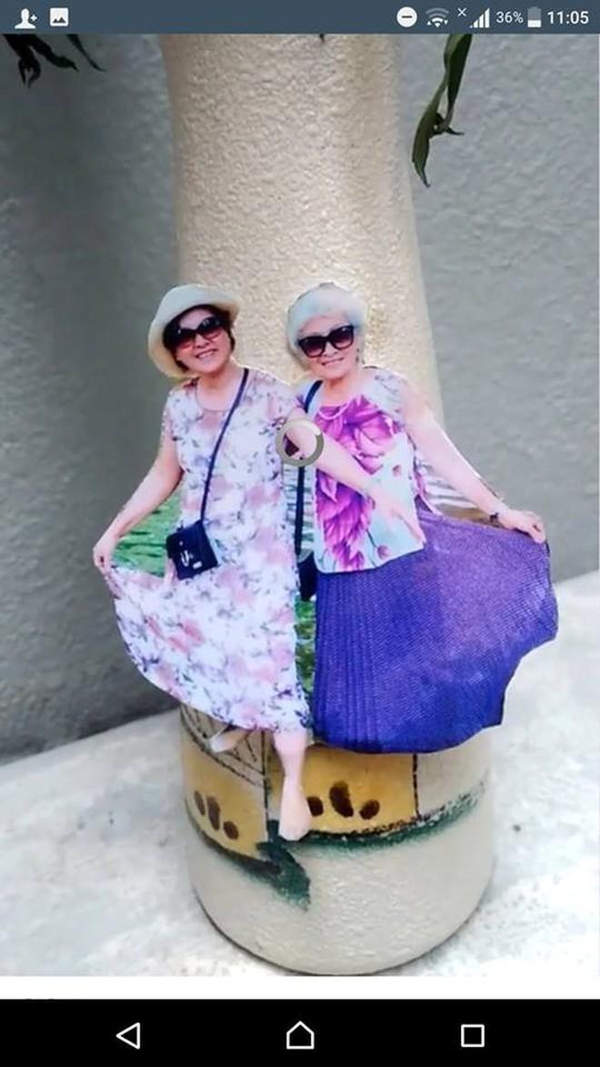 Hình ảnh bà nội 80 tuổi đắp mặt nạ dưa chuột và câu chuyện khiến nhiều cô gái chào thua - Ảnh 11.