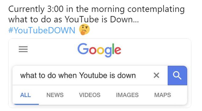 NÓNG: Youtube bị sập trên toàn cầu, đội ngũ Youtube nói gì? - Ảnh 5.