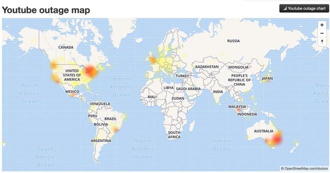 Youtube bị sập trên toàn cầu: Nguyên nhân ban đầu là gì? - Ảnh 3.