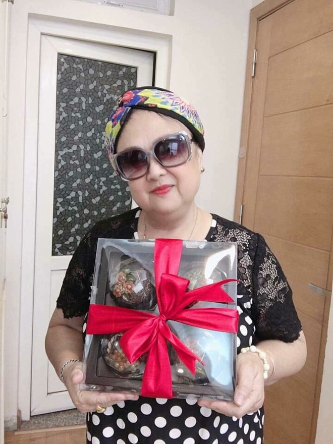 Hình ảnh bà nội 80 tuổi đắp mặt nạ dưa chuột và câu chuyện khiến nhiều cô gái chào thua - Ảnh 8.