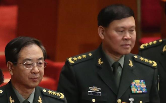 Lộ con đường xa xỉ của các 'tham tướng' Trung Quốc