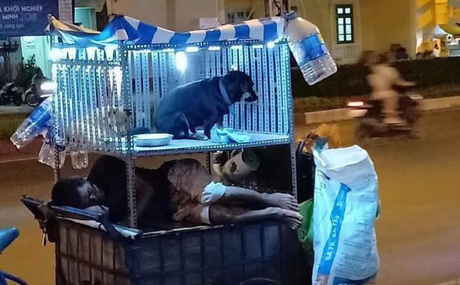 Chiếc xe ve chai trên đường phố Sài Gòn khiến ai đi qua cũng muốn nán lại ngắm nhìn