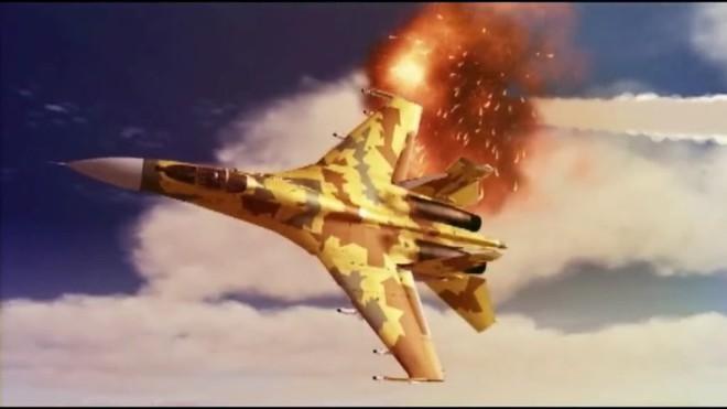 Su-27 Ukraine bắn hạ chiến thuật của Washington: Thế giới sửng sốt - Ảnh 3.