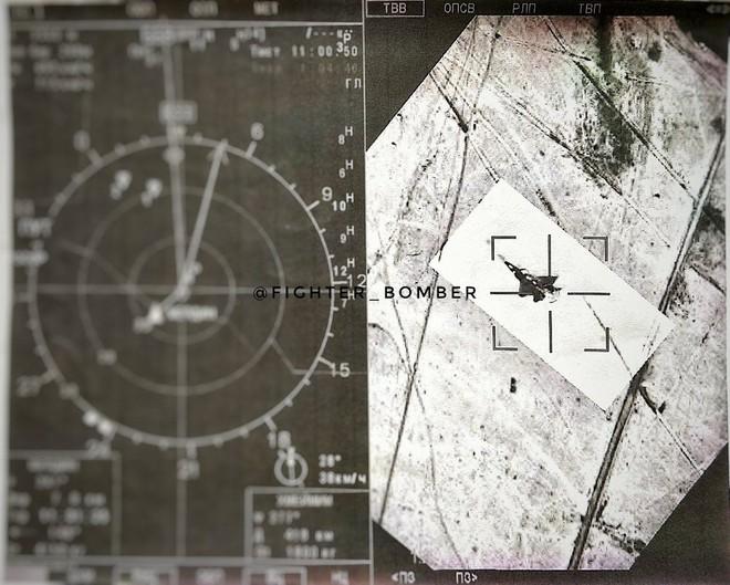 Su-35 khóa chết F-22 ở Syria: Lời nói dối trắng trợn của phi công Nga? - Ảnh 1.
