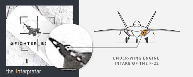Su-35 khóa chết F-22 ở Syria: Lời nói dối trắng trợn của phi công Nga? - Ảnh 3.