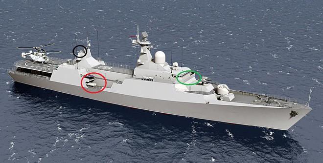 Cặp tàu hộ vệ tên lửa Gepard thứ 3 của VN sẽ có hỏa lực vượt trội: Xứng tầm soái hạm? - Ảnh 4.