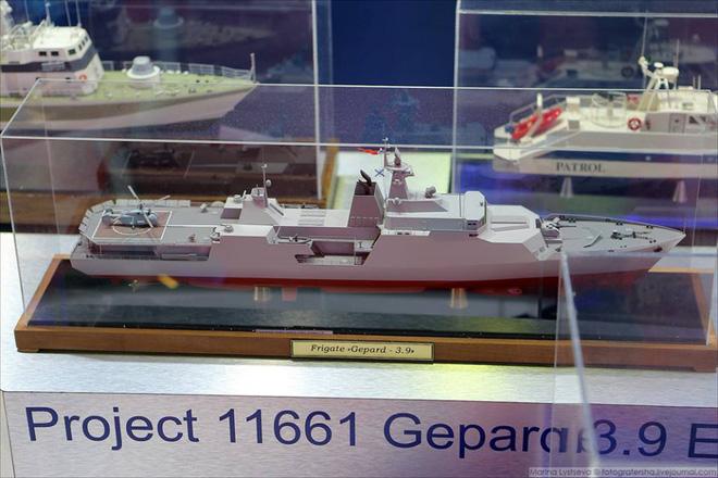 Cặp tàu hộ vệ tên lửa Gepard thứ 3 của VN sẽ có hỏa lực vượt trội: Xứng tầm soái hạm? - Ảnh 6.