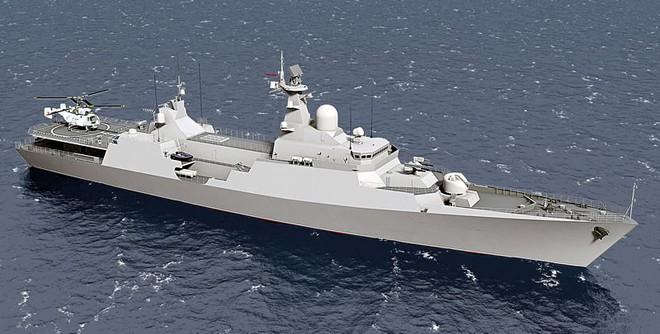 Cặp tàu hộ vệ tên lửa Gepard thứ 3 của VN sẽ có hỏa lực vượt trội: Xứng tầm soái hạm? - Ảnh 2.