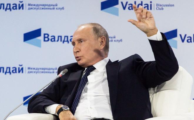 Khashoggi và Skripal: TT Putin chỉ ra sự hai mặt của phương Tây đối với Nga và Ả Rập Saudi