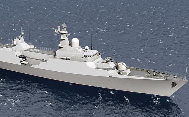 Cặp tàu hộ vệ tên lửa Gepard thứ 3 của VN sẽ có hỏa lực vượt trội: Xứng tầm soái hạm?
