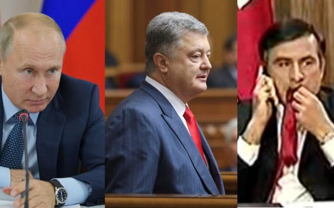 """Tổng thống Putin gửi lời nhắn nhủ """"ớn lạnh"""" tới Ukraine: Đừng đi vào vết xe đổ của Gruzia!"""