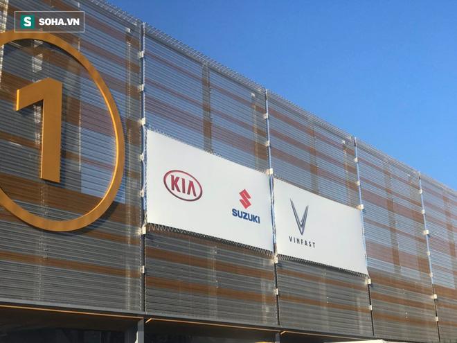 Toàn cảnh về nơi VinFast sẽ giới thiệu 2 mẫu xe hơi đến cộng đồng quốc tế - Ảnh 8.