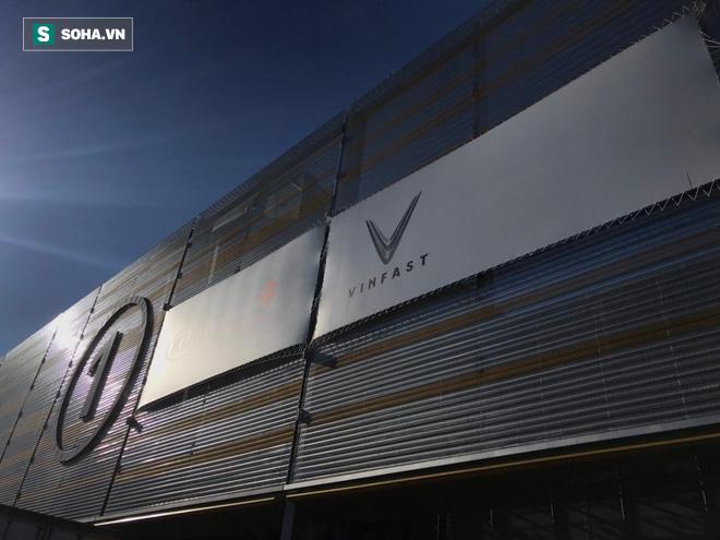 Toàn cảnh về nơi VinFast sẽ giới thiệu 2 mẫu xe hơi đến cộng đồng quốc tế - Ảnh 9.