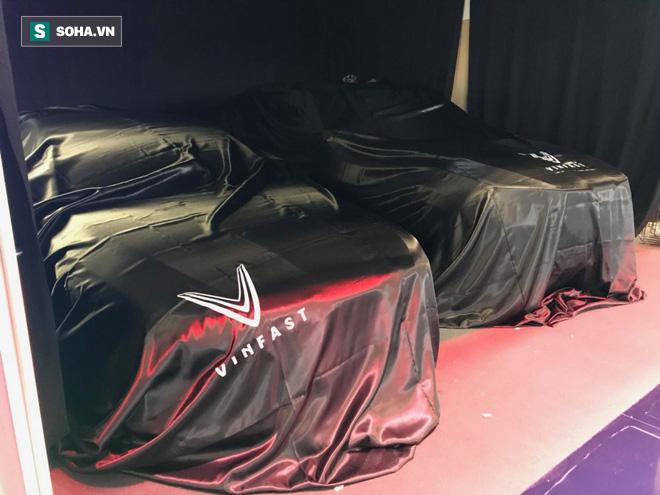 Toàn cảnh về nơi VinFast sẽ giới thiệu 2 mẫu xe hơi đến cộng đồng quốc tế - Ảnh 10.
