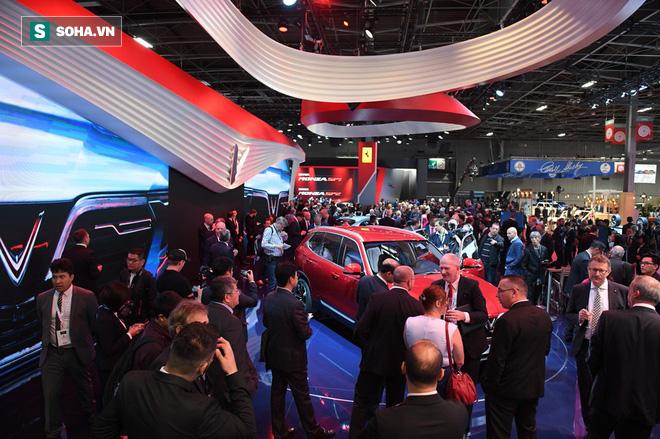 Nhìn loạt ảnh để thấy xe VinFast được truyền thông thế giới quan tâm đến mức nào - Ảnh 5.