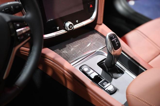 VinFast lộ nội thất xe sang chảnh trong Paris Motor Show - Ảnh 2.