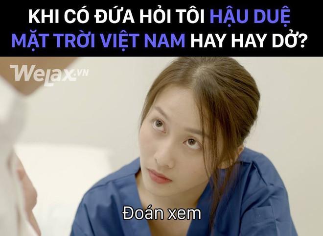 Hậu Duệ Mặt Trời bản Việt: Không hiểu sao mỗi lần gặp Song Luân là biểu cảm của Khả Ngân lại thẫn thờ hết cả ra - Ảnh 8.