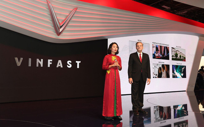 Chân dung nữ chủ tịch VinFast – người phụ nữ quyền lực ngành ô tô thế giới