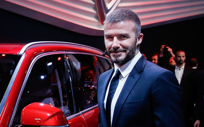 David Beckham: Hãy coi chừng sự phát triển của VINFAST trong tương lai!
