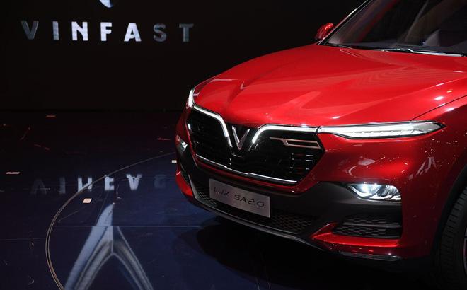 Chiêm ngưỡng vẻ đẹp của 2 mẫu ô tô VinFast vừa ra mắt