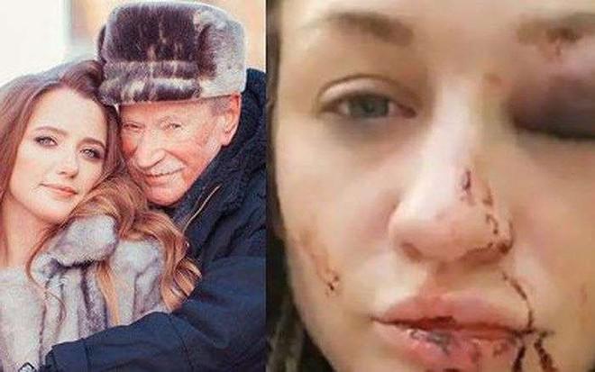 Vừa ly hôn vợ trẻ đáng tuổi cháu, tài tử U90 người Nga đã hẹn hò nhân tình kém 61 tuổi - Ảnh 5.