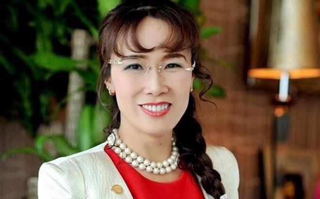 Top 10 người phụ nữ quyền lực nhất sàn chứng khoán Việt Nam
