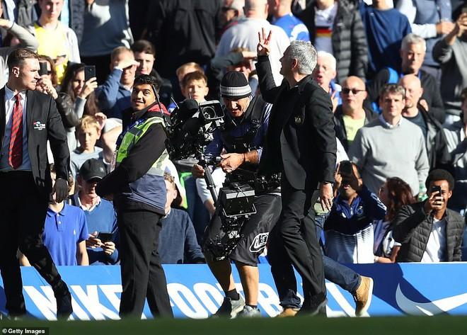 Và quá khứ đã đuổi kịp Mourinho - Ảnh 3.