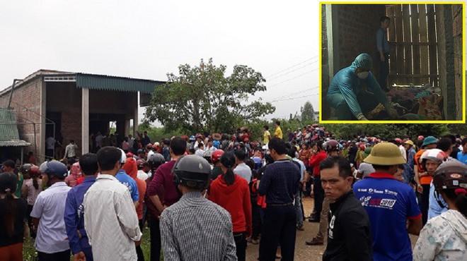 4 người treo cổ tự tử ở Hà Tĩnh: Khoản nợ 70 triệu đồng và 300.000 đồng tiền lãi mỗi ngày - Ảnh 1.
