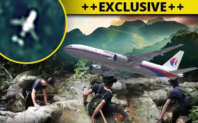 Hành trình tìm kiếm MH370 đầy gian nan giữa nơi