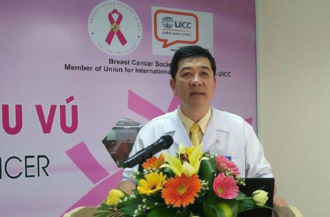 Đây là nguyên nhân khiến 60% bệnh nhân ung thư vú ở VN đến viện khi đã ở giai đoạn cuối - Ảnh 1.