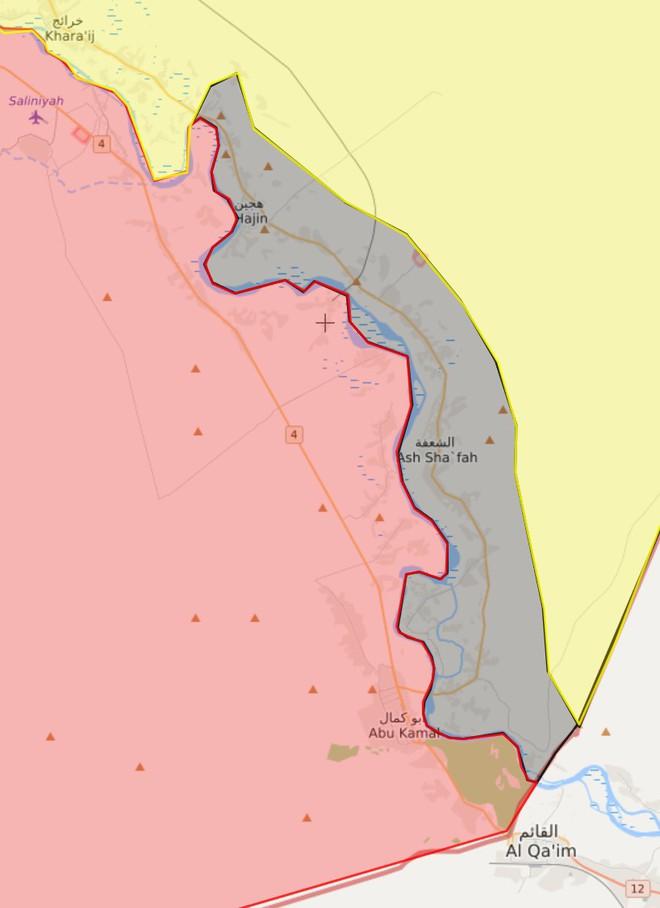 Lực lượng Mỹ vấp phải vấn đề nghiêm trọng ở Syria - Ảnh 4.