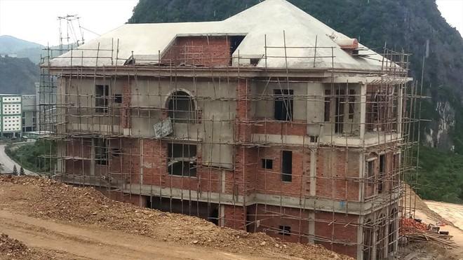 Cận cảnh biệt thự khủng xây trái phép của Công ty ximăng Công Thanh - Ảnh 8.