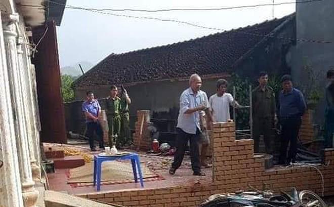 Vụ sát hại mẹ nuôi ở Hòa Bình: Hàng xóm nghe tiếng la hét, nghĩ nghi phạm tái phát bệnh