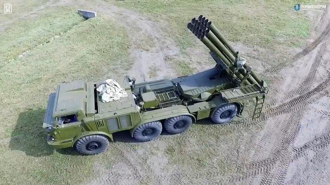 Ukraine tăng cường pháo phản lực phóng loạt cực mạnh: Ly khai miền Đông lạnh người? - Ảnh 2.