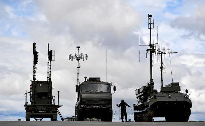 Một hệ thống tác chiến điện tử Nga