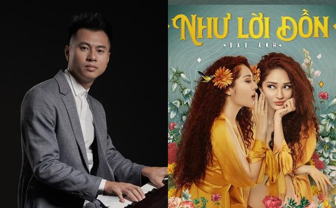 Dương Cầm phát ngôn sốc về ca khúc