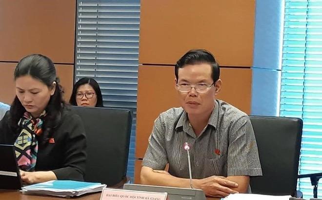 Bí thư Hà Giang Triệu Tài Vinh trăn trở về kiểm soát quyền lực