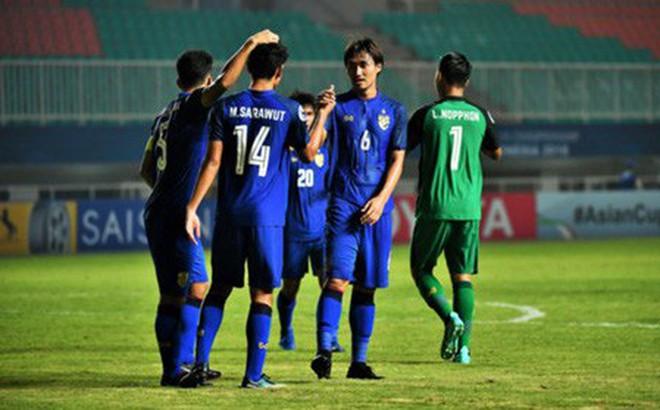 Thái Lan tung miếng võ tuyệt luân, lách vào tứ kết giải châu Á sau trận cầu nghẹt thở